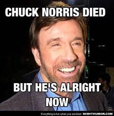Chuck Norris Memes - chuck norris lessons tes teach