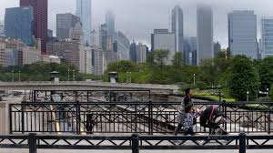 chicago was the only major u s city to lose population from 2015