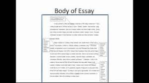 sample of apa style research paper formatting your paper ama style youtube