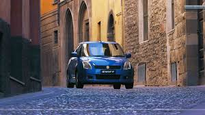 suzuki swift sport wallpaper with a blistering new design