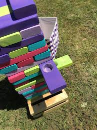 Backyard Jenga Set by Jell O Shot Jenga Is Now A Thing And Fall Will Never Be The Same