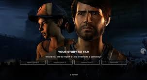 how to import your old save data into the walking dead a new frontier