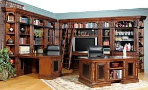 home office home office library furniture decoration features