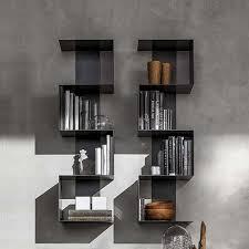 bookshelves and wall units modern metal black bookshelf wall unit viper reliable and
