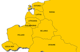 map of n europe map of east europe major tourist attractions maps