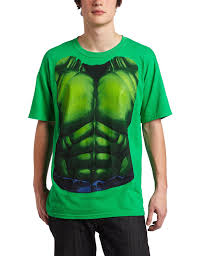 amazon incredible hulk smash chest mens green shirt movie