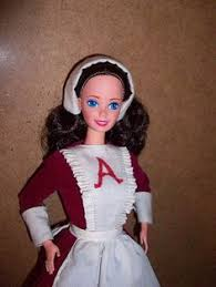 hester prynne doll complete with miniature baby pearl nathaniel