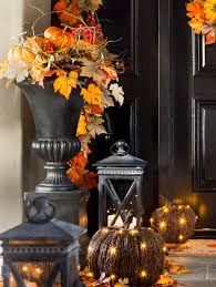 Fall Floral Decorations - accentuate your fall floral arrangements with our pedestal urn