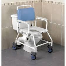 siege toilette pour handicapé chaise de et de wc à roulettes pour personnes âgées et