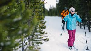 cross country skiing vacations cross country skiing in wyoming