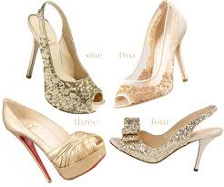 gold shoes for wedding gold shoes for your special event wedding glam