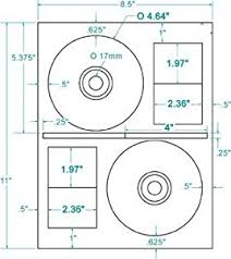 fellowes neato cd label template 6 images 100 neato compatible