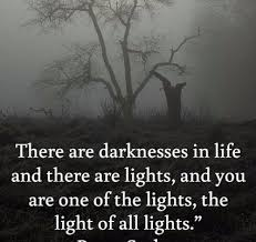 Quotes About Light And Dark Dark Qoutes Archives Strange And Creepy Com