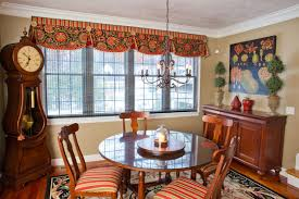 Window Treatments Dining Room Kh Window Fashions Inc Traditional Dining Room Boston By