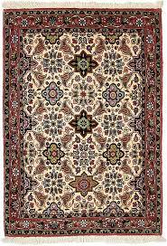 Bidjar Persian Rug Red 2 U0027 4 X 3 U0027 4 Bidjar Persian Rug Persian Rugs Esalerugs