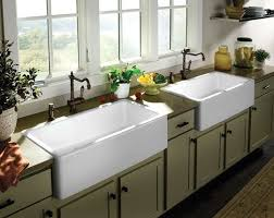 Square Sink Kitchen Brilliant Captivating All About Farmhouse Kitchen Sinks In Sink