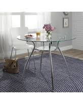 fall into savings on glass round dining tables