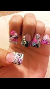 36 best pretty nail designs images on pinterest raiders nails