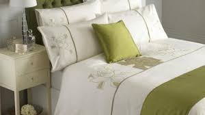 Green Duvets Covers Alison Coxon Leaf Olive Green Duvet Cover Contemporary Duvet With