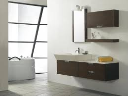 Modern Bathroom Cabinet by White Single Vanity For Bathroom Unique Style Of Single Vanity