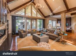 furnished living room luxury home stock photo 234090592 shutterstock