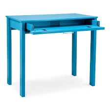 Blue Computer Desk by Home Office Desks Target