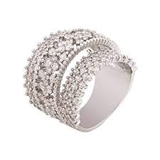 buy fashion rings images Buy shaze diamond studded fashion ring for gifting rings for women jpg