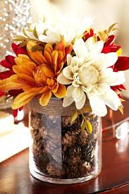 fall table decorations wedding stupefying reception centerpiece