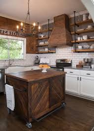 joanna gaines farmhouse kitchen with cabinets 20 best fixer rooms magnolia home favorites a