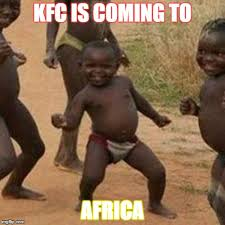 Memes Kfc - third world success kid meme imgflip