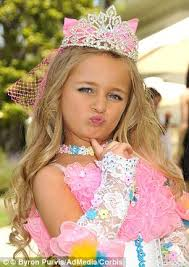 barretts hair toddlers and tiaras barrett and the lavish lifestyle