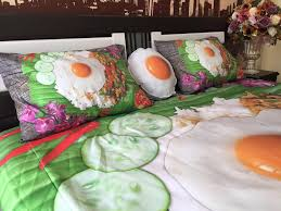 themed bed sheets would you like a nasi lemak or tom yam bed sheet hitz fm