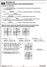 formulas in geometry answer key file e holt geometry chapter 1