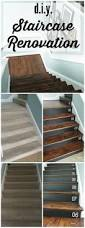 Finish Stairs To Basement by Best 20 Redo Stairs Ideas On Pinterest Redoing Stairs Painted