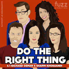 do right thing podcasts british comedy guide