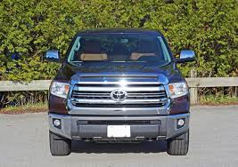 toyota makes 2016 toyota tundra 4x4 crewmax platinum 1794 edition road test