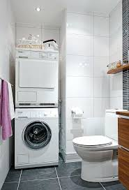 laundry in bathroom ideas small laundry with bathroom combinations house design and bathroom