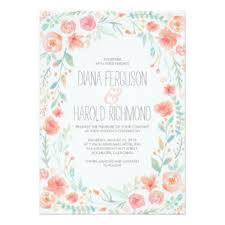 watercolor wedding invitations 14 watercolor wedding invitations we seriously