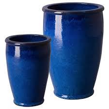 glazed ceramic u0026 terra cotta planters page 2 scenario home