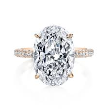 oval cut engagement rings chelsea is a custom traditionally handcrafted jean dousset