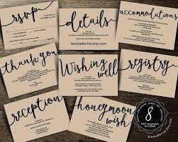 wedding inserts wedding invitation inserts sanbenito co