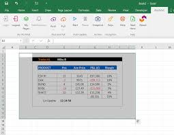 Creating A Spreadsheet Creating A Page From Ipushpull Excel Add In Ipushpull Help
