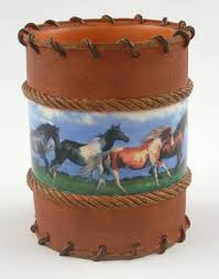 horse and western bathroom accessories
