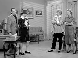 i love lucy s02 e13 fred as schoolboy png
