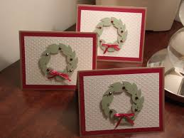 traditional christmas cards u2013 holly and wreaths southern cricut lady