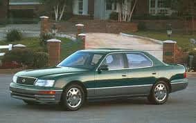 1997 lexus ls 400 information and photos zombiedrive