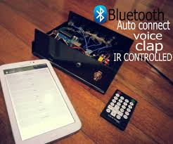 arduino room automation bluetooth sound remote controlled 19 steps
