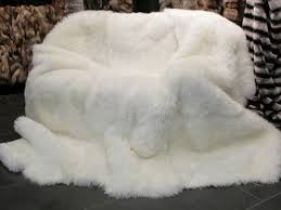 Faux Fur Blankets And Throws Lamb Fur Blankets U0027made In Germany U0027 Worldwide Shipping