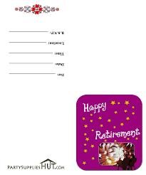 Retirement Party Invitation Card Fancy Retirement Party Invites Card Design Samples Momecard