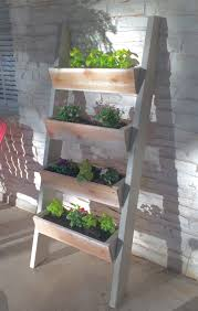 ana white vertical planter diy projects